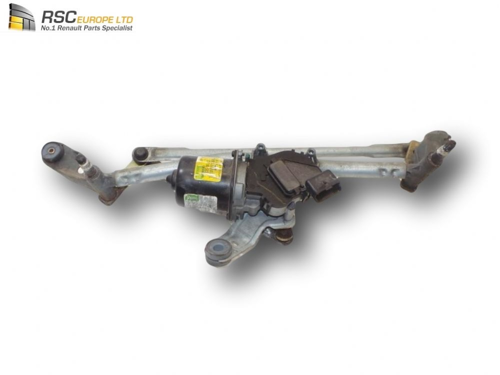 Renault Megane II Used Front Wiper Motor and Linkage 8200227170 7701054828